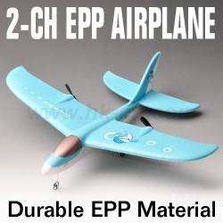 MINI 2-CH EPP RC Aircraft Plane  (HK-TF9101)