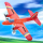 RC G4M2 BETTY Aircraft Plane with Three Flight Lights (HK-TF8802)