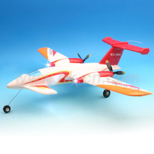 RC P-180 AVANTI Aircraft Plane with Three Flight Lights (HK-TF9004)