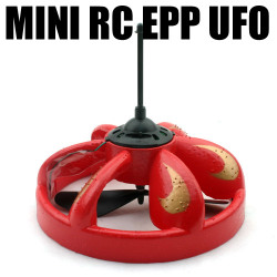INTERSTELLAR IR  SENSOR RC EPP UFO(HK-TF2196)