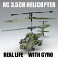 Real Life rc helicopter With Gyro