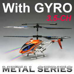 3.5CH Infrared control RC Helicopter, alloy series.
