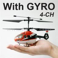 Helicóptero de cuatro direcciones(con giroscopio) (HF2068)