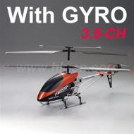 Helicóptero de control de remoto de tres direcciones (TF2121)