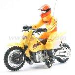 Motocicleta de control remoto (TV3009)