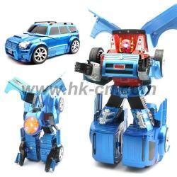Transformers de control remoto (TV2005)