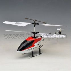 Infrared metal rc helicopter