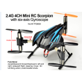 2.4G 4CH 6-Axis Mini RC Scorpion