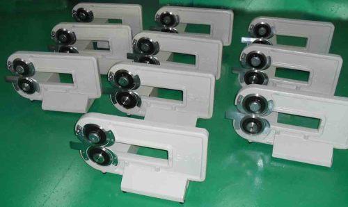 Máquina de corte manual do PWB