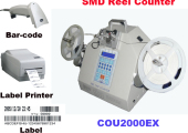 SMD reel counter COU2000EX(Pocket check function)
