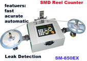 Automatic SMD component counter