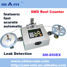 SMD Component Counter  with scanner and printer pocket check