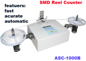 Automatic SMD parts counter