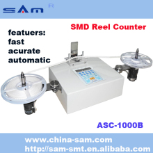Motorized SMD Components counter