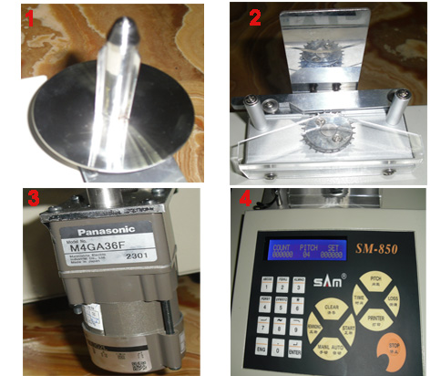 Leakage Detection Automatic Smd Chip Counter Buy Auto