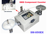 Automatic SMD digital parts counter
