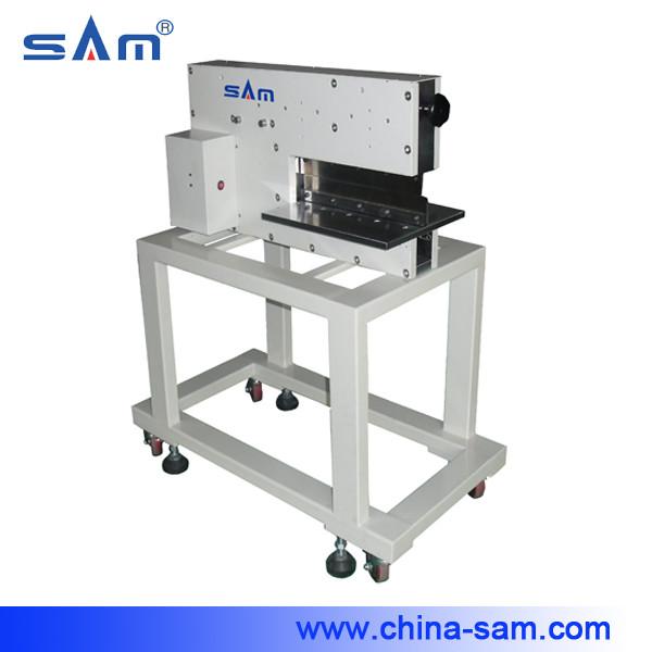 Máquina depaneling de alumínio do PWB