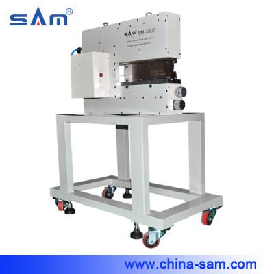 Máquina depaneling del PWB de la alta calidad de la tensión más baja del corte SM-4000