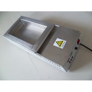 Desktop solder pot