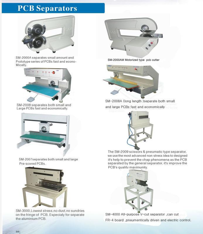 Low price PCB Separator