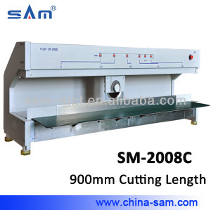 Máquina depanelizadora de PCB de longitud de corte efectiva de 900 mm