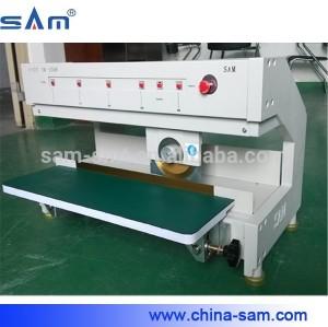 Máquina durável do PWB Depaneling do V-corte da lâmina titanium (SM-2008)