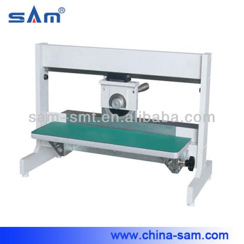 SM-2007 manual v-cut PCB cortadora para línea SMT