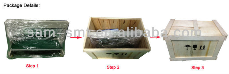SAM manual v-cut PCB Separator **Similar to CAB MAESTRO 3E Separator