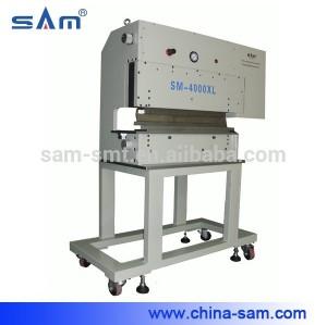 Máquina do PWB Depaneling do separador do PWB de FR4 / Aluminum
