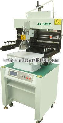 Impresora semiautomática de pasta de soldadura