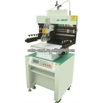 Semi-automatic Solder Paste Printer