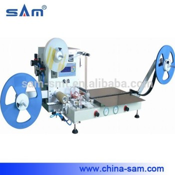 smd tape and reel machine