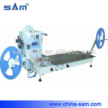 SM-1000C Semi auto type SMD tape and reel machine