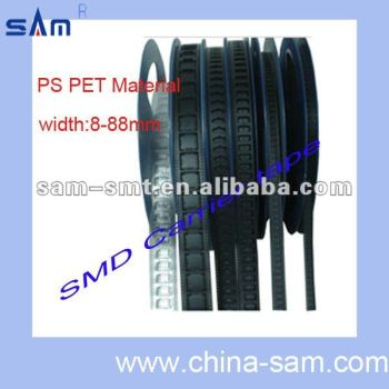 PS/ABS/PET/PC/PVC Customized Carrier Tape