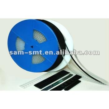 Customized SMD/SMT carrier tape and reel manufaturer