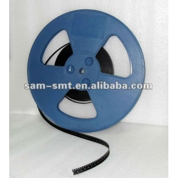 SMT electronic carrier tape in plastic