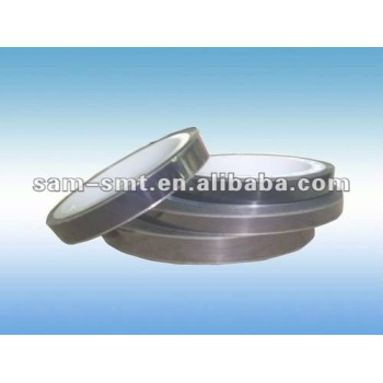 Auto-sealed brown SMD Cover tape