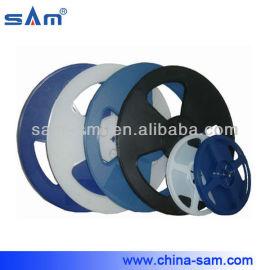 Carrete plástico de China de alta calidad