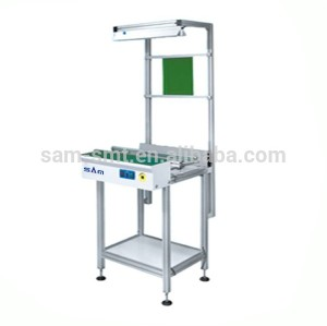 SMT Inspection PCB conveyor with light