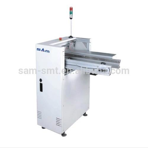 Equipo de transportador de PCB de la puerta manual smt para la cadena de montaje de PCB