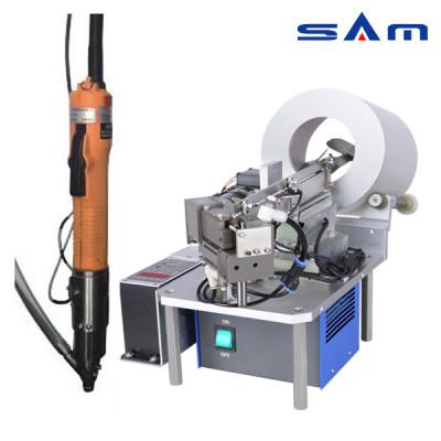 Sistema de alimentación de tornillo automático de mano para montaje automático,