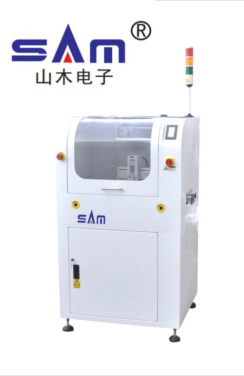 Máquina de etiquetado de PCB automática de alta precisión