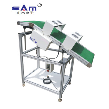 PCB Solder Outfeed Conveyor