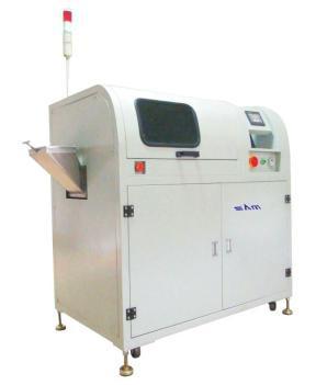 Sistema automático de recuperación de escoria de soldadura económica