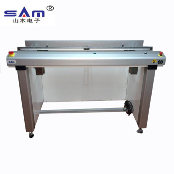 200cm length PCB Inspection Conveyor,SMT PCB conveyor for assembly line