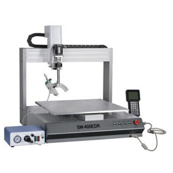 Desktop automatic with rotary pinhead dispensing robot