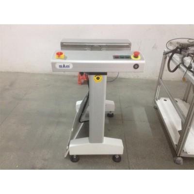 Transportador de enlace de precisión SAM, transportador de inspección de cadena / correa de 600 mm de longitud