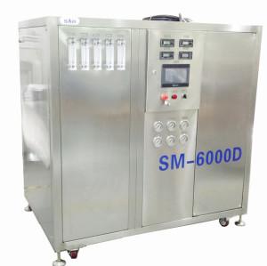 Stencil / PCBA limpeza on-line de tratamento de águas residuais e sistema de reciclagem