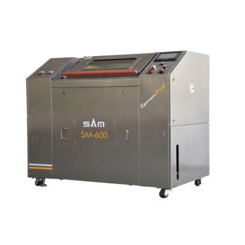 SM-600 SMT ممسحة تنظيف النظام