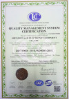 ISO9001:2015 QUALITY MANGAGEMENT SYSTEM CERTIFICATION